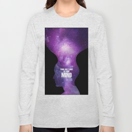 Your only limit is your mind Long Sleeve T-shirt