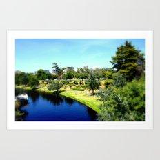 Torrens River Art Print