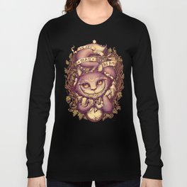 Cheshire Cat Long Sleeve T-shirt