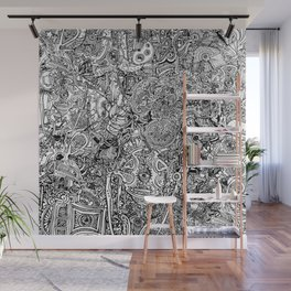 Imagenagerie Wall Mural