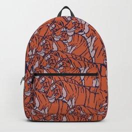 Tigers everywhere! Backpack