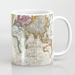 Old World Map print from 1794 Coffee Mug