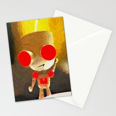 Impressions of Girr Stationery Cards