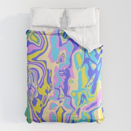 Course Blends Together Comforters