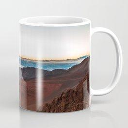Cliffs Of Haleakala Coffee Mug