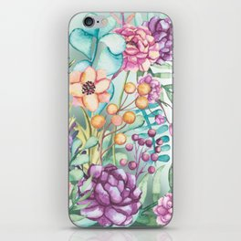 If you have a garden iPhone Skin