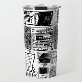 Music Boxes Travel Mug