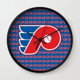 Phillies / Flyers Wall Clock