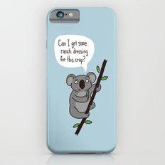 Koala Question Slim Case iPhone 6