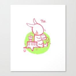 PA-AG Bunny 2 Canvas Print