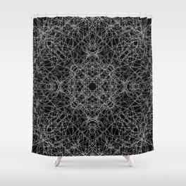 Embryo #40 Shower Curtain