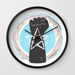 CNMI Strong  Wall Clock