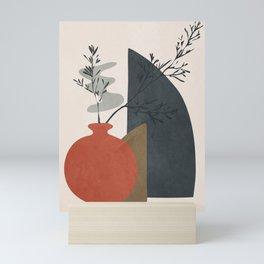 Abstract Elements 12 Mini Art Print