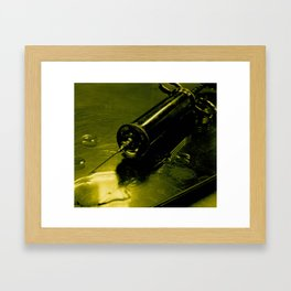 Comfortably Numb Framed Art Print
