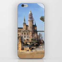 Desert City iPhone Skin