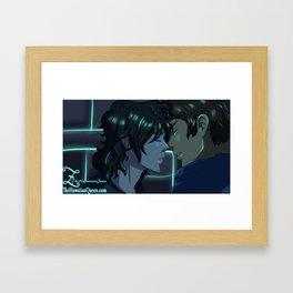 Klance Framed Art Print