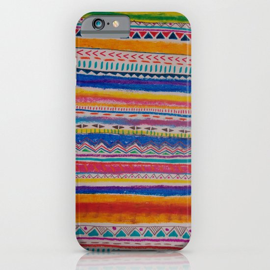 TRIBAL CRAYON / iPhone & iPod Case