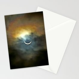 Solar Eclipse II Stationery Cards