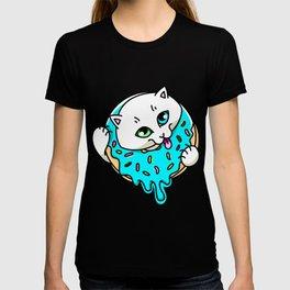 Donut Puss T-shirt