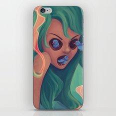 Estribillo iPhone & iPod Skin