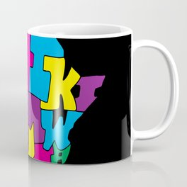 Afriki by Coloruben Coffee Mug