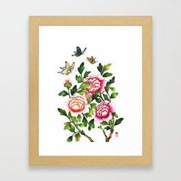 Morando_solnekim Framed Art Print