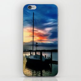 Sail With Me iPhone Skin