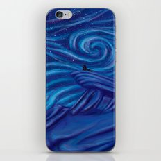 Pride Rock iPhone & iPod Skin