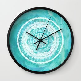Eye See Sea Wall Clock