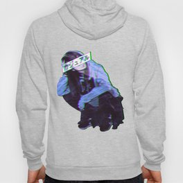 COMFORTABLE - SAD JAPANESE ANIME AESTHETIC Hoody