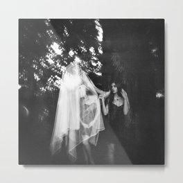 Sister Thyme - Holga FN Portrait 2 Metal Print