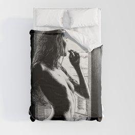 asc 1009 - La fringale (Marguerite's craving) Comforters