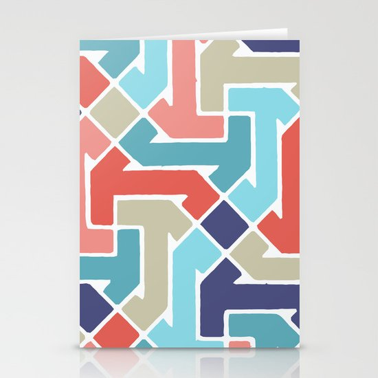 Azimuth 3 Stationery Cards