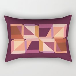 Color cubs 3 Rectangular Pillow