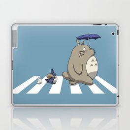 Ghibli Road [Colored] Laptop & iPad Skin