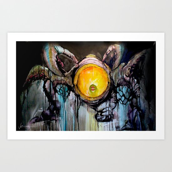 GOHMA Art Print