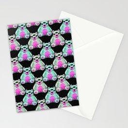bear gang Stationery Cards