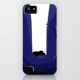 Kidnapping iPhone Case