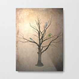 From the Ashes Metal Print