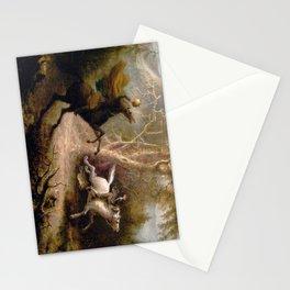 Vintage Art of Sleepy Hollow  Stationery Cards