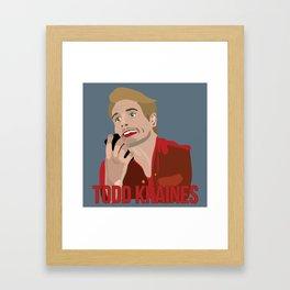 Todd Kraines v2 Framed Art Print