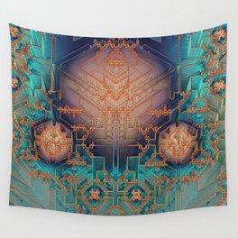 Ayahuasca Wall Tapestry