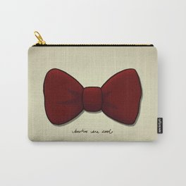bowties are cool. Carry-All Pouch