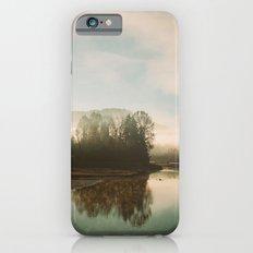 Calm Lake iPhone 6s Slim Case