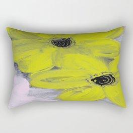 Chartreuse Rectangular Pillow