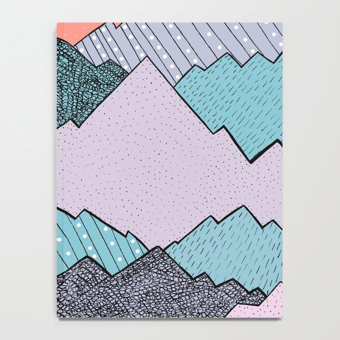 Mountain Tones Notebook