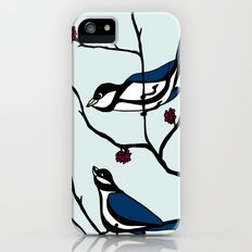 Blue Birds  Slim Case iPhone (5, 5s)