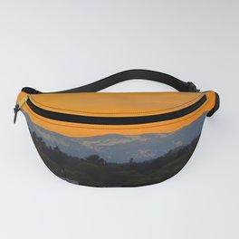 Mt. Washington Sunset Fanny Pack