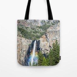 Bridalveil Falls Tote Bag