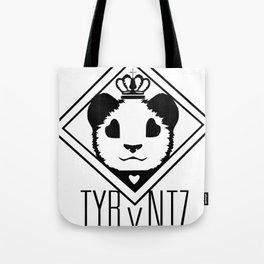 Your Highness (Black) Tote Bag
